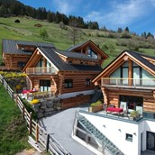 Hüttendorf: TyroLadis Family Relax Chalets im Sommer in Serfaus - Fiss - Ladis - TyroLadis