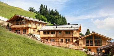 Hüttendorf - Parkgarage - HochLeger Luxury Chalet Resort