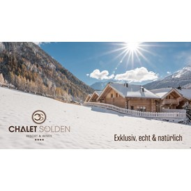 Chalet: Chalet Resort Sölden